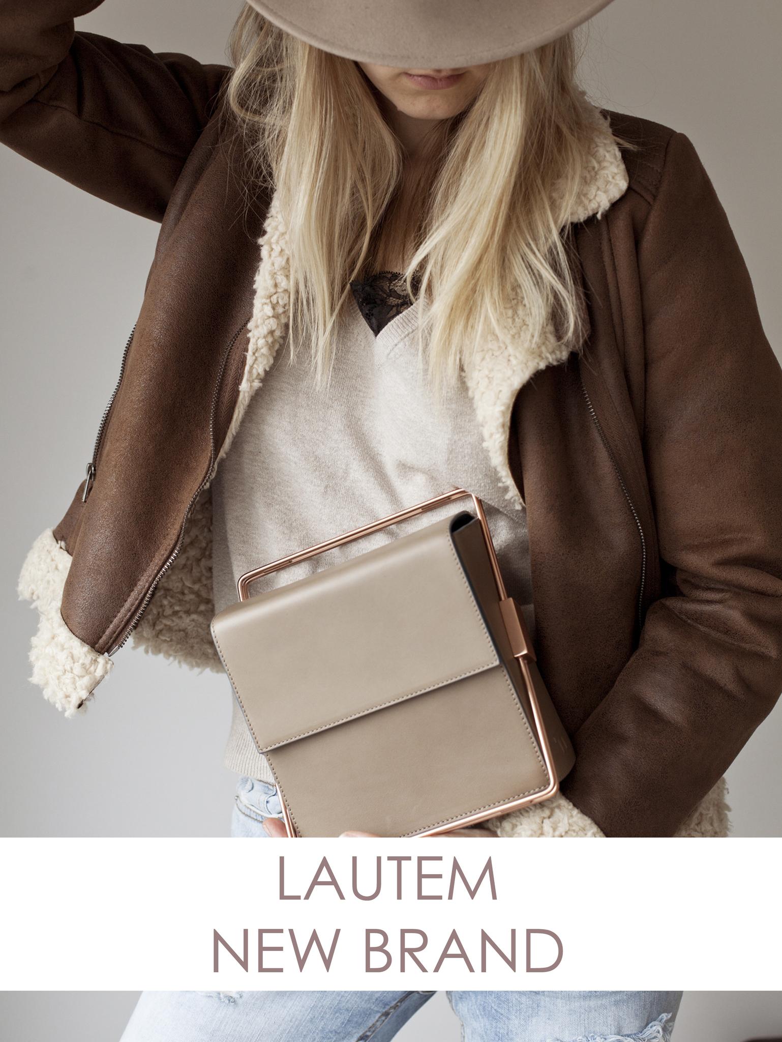 Новый бренд сумок из Испании - Lautem