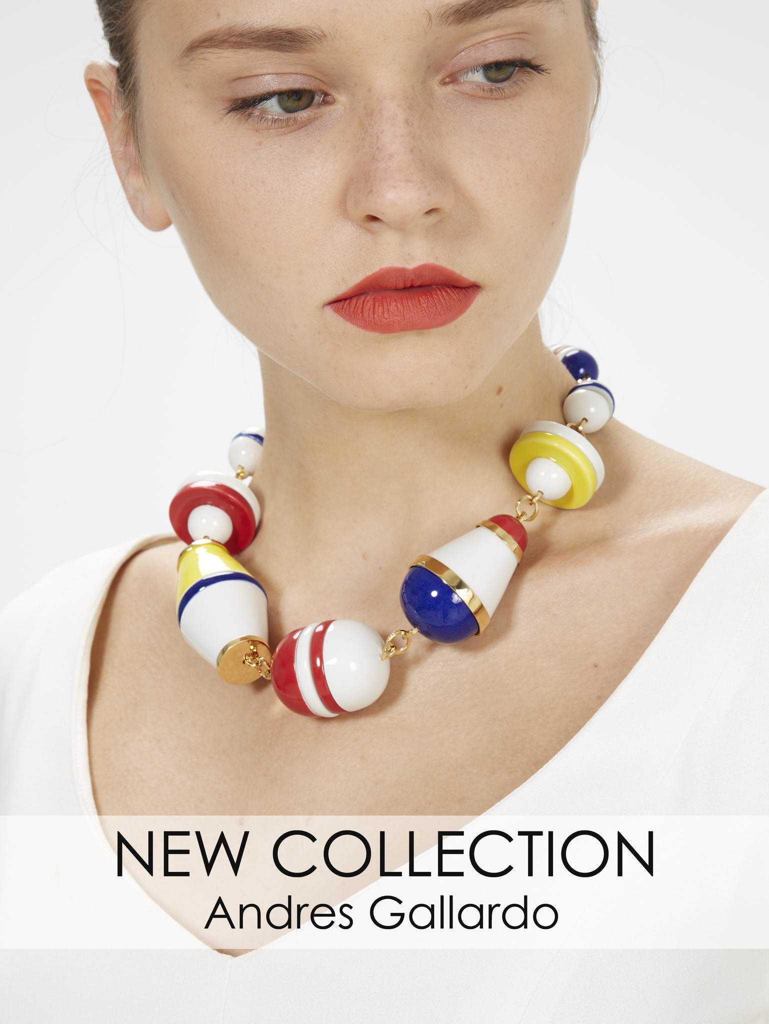 Новая коллекция Orilla весна-лето 2016 от испанского дизайнера Andres Gallardo