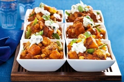 Готовое блюдо — Корма с курицей