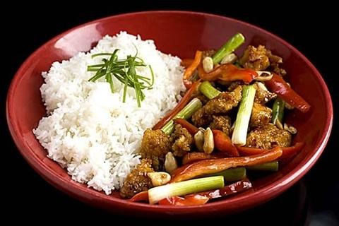 Готовое блюдо — Кунг Пао