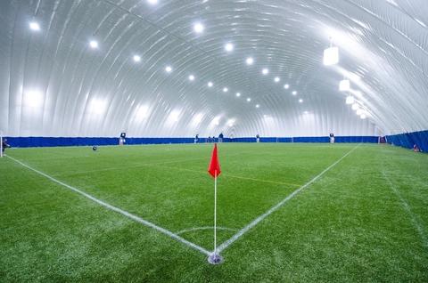 Футбольный шатер