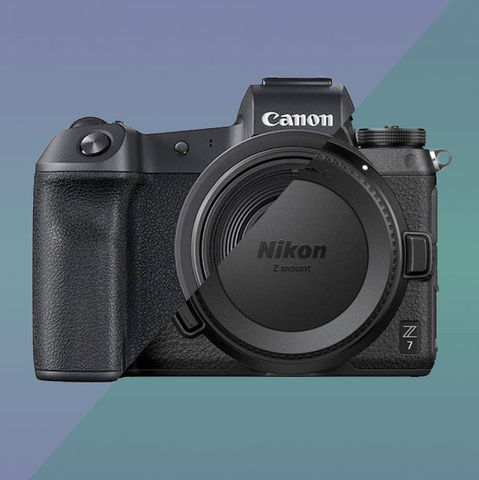 Сравнение Canon EOS R, Nikon Z6 и Nikon Z7
