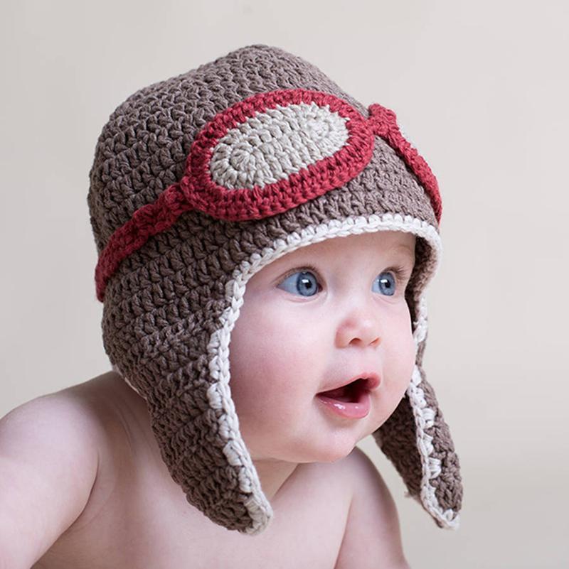 Утепляем малышей красиво - 20 милых детских шапочек!