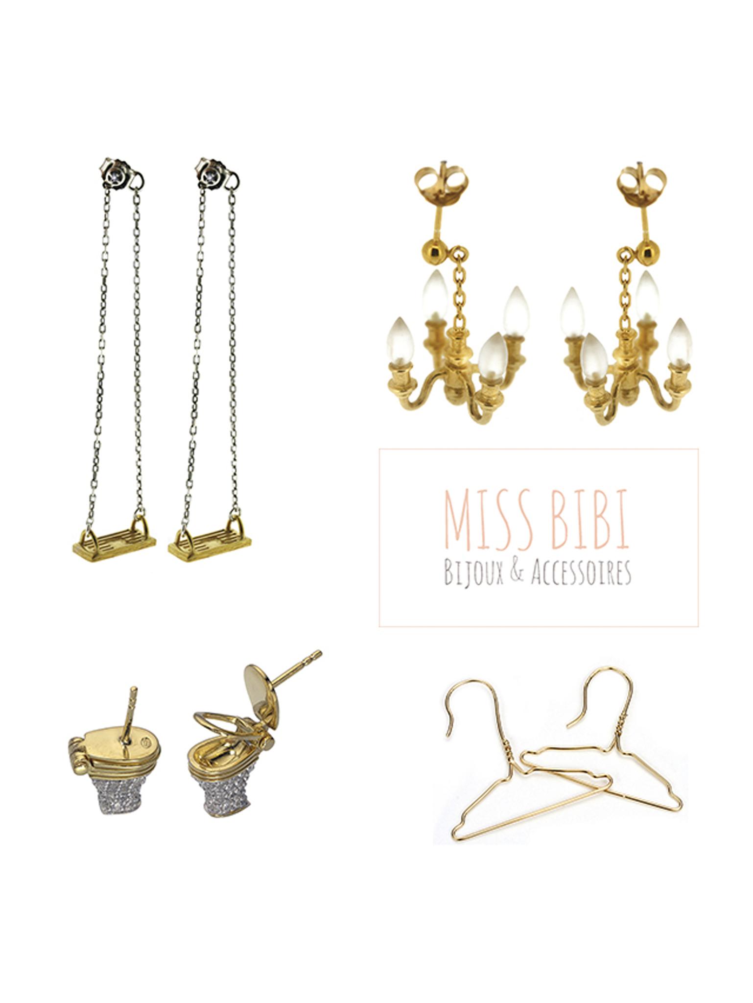 Ювелирный бренд волшебных украшений - Miss Bibi