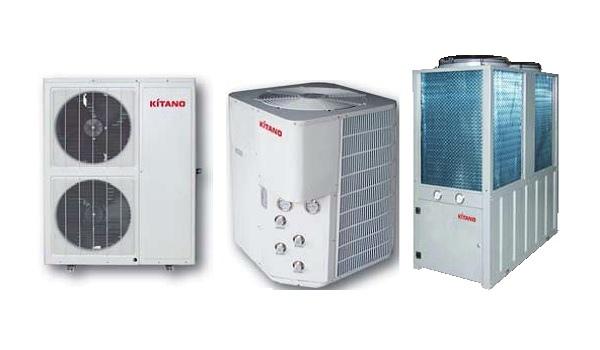 Kitano представила тепловые насосы Genso