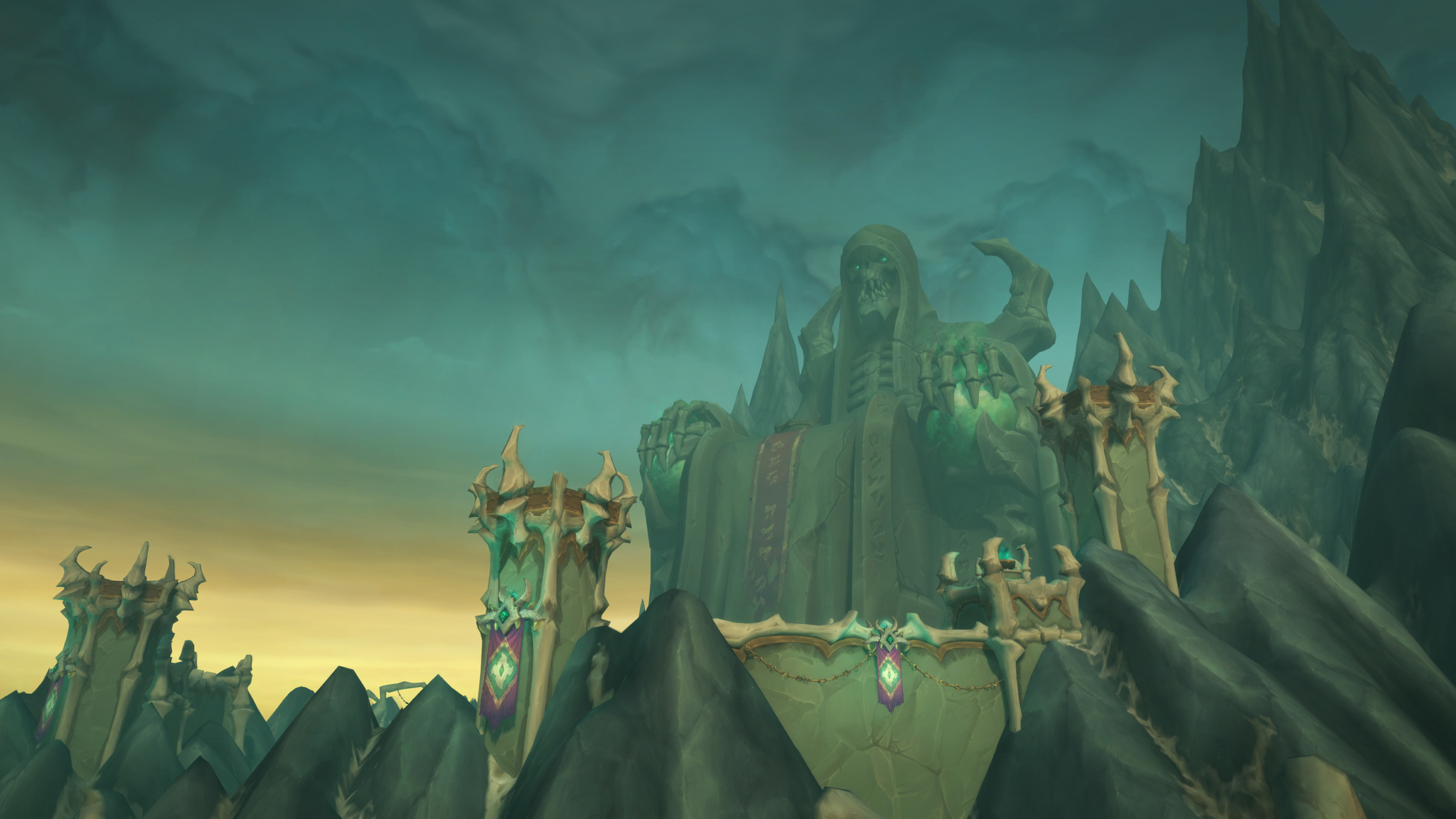 Maldraxxus Dungeons - Plaguefall and Theater of Pain