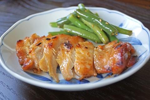 Готовое блюдо — Курица мисо