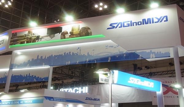 Вентили для кондиционеров от японской Saginomiya