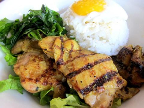 Готовое блюдо — Курица с лемонграссом