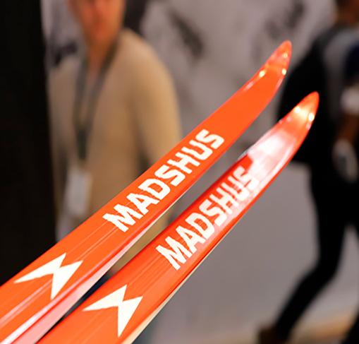 Всё, что вы хотели знать о лыжах Madshus с камусом!