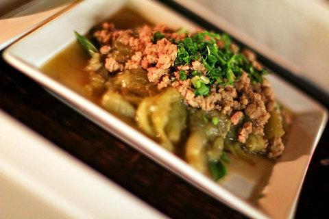 Готовое блюдо — Джангл карри со свиным фаршем