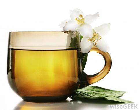 Готовое блюдо — Тайский чай из цветков лилии