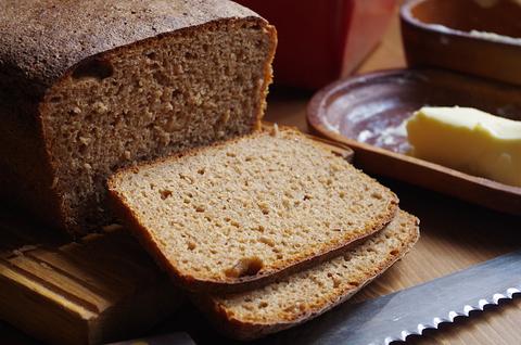 Ржаной хлеб на скорую руку