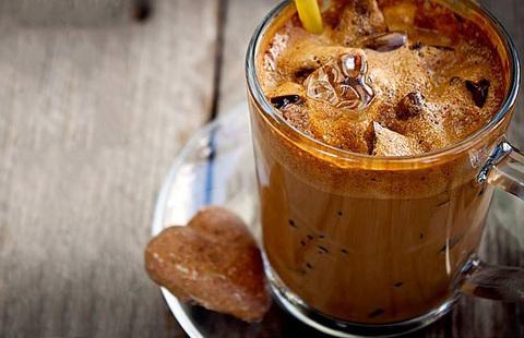 Готовое блюдо — Айс-кофе по-вьетнамски
