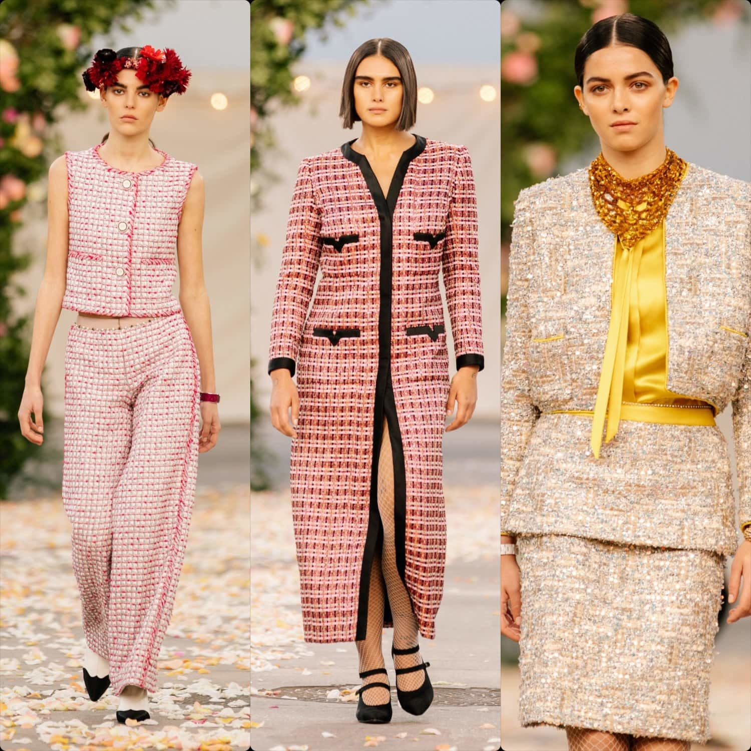 ПОКАЗ CHANEL HAUTE COUTURE SPRING 2021
