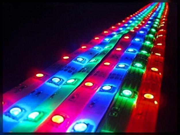 Снижение цен на светодиодную ленту и блоки питания
