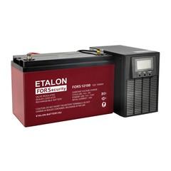 ETALON FORS на страже безопасности дома