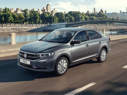 Новая модель чехлов Volkswagen Polo с 2020 года