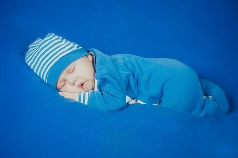 Как наладить сон малыша?