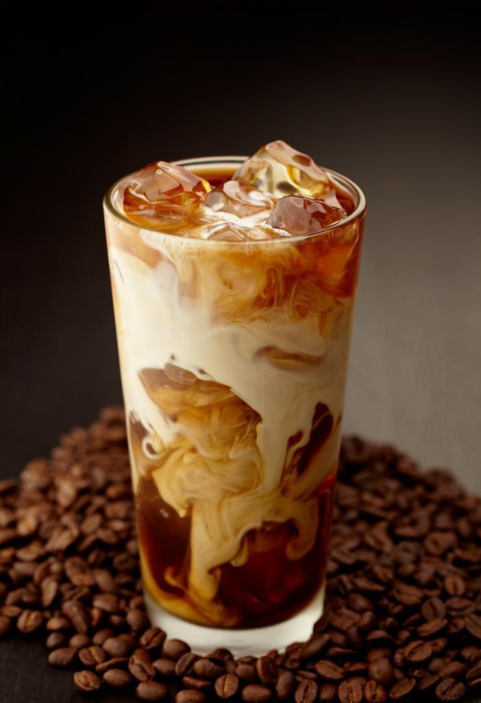 Холодный кофе по - итальянски