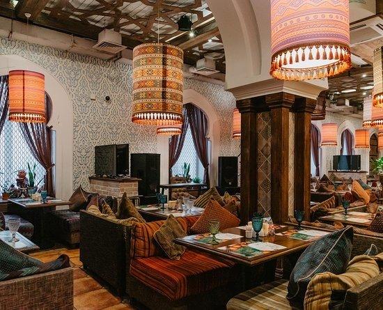 Оптимизация вентиляции столовых, кафе, ресторанов