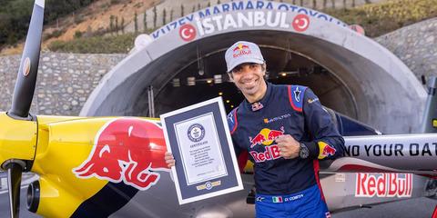 Мировой рекорд с Hamilton: 1730 метров через тоннели