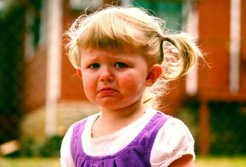 10 фраз, чтобы успокоить тревожного ребёнка!