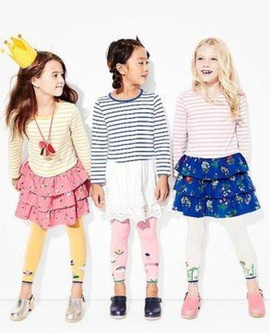 Весенняя детская мода 2018. Что модно для детей в этом году?