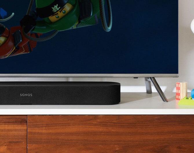 Прямые линии и плавные изгибы. Обзор саундбара Sonos Beam