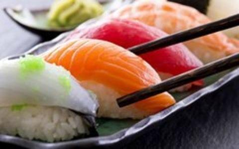 Суши как диетический продукт