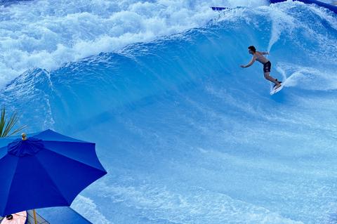 Серфборды для искусственных волн City Wave
