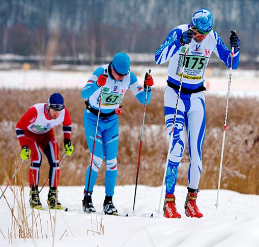 Что такое лыжи Double Pole - даблполинг?
