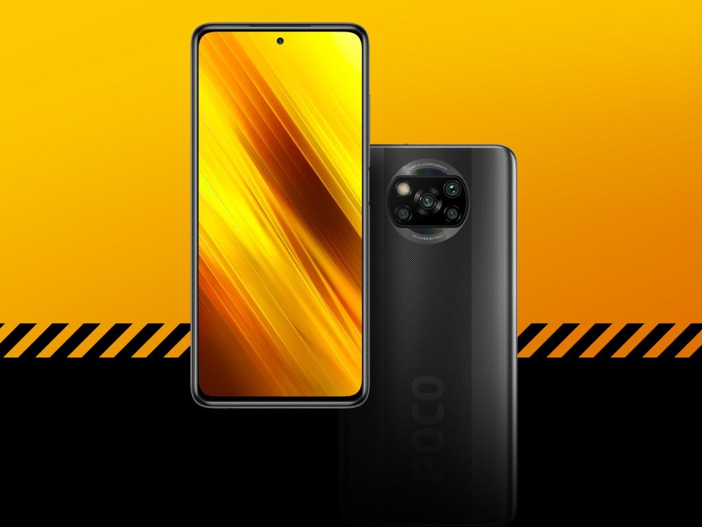 Xiaomi Poco X3 - истинный ТОП за свои деньги.