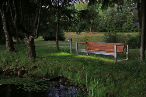 Eco Style in Landscape Design and Outdoor Furniture Production