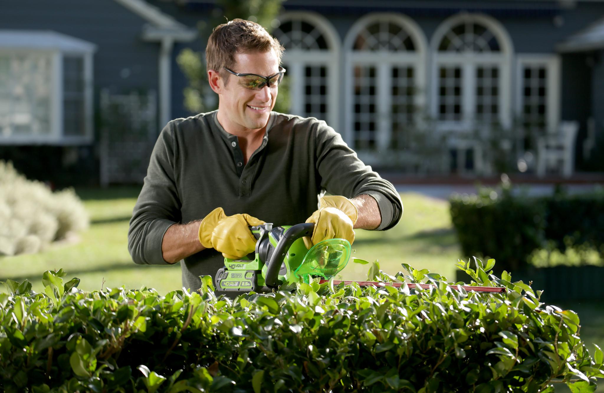 5 Лучших моделей кусторезов для ухода за живой изгородью