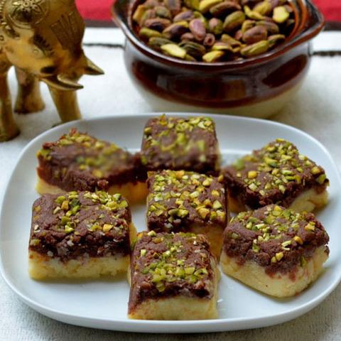 Готовое блюдо — Шоколадный калаканд