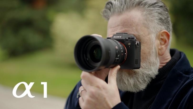 Sony представила революционную беззеркальную камеру Alpha 1