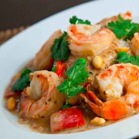 Готовое блюдо — Самбал удонг
