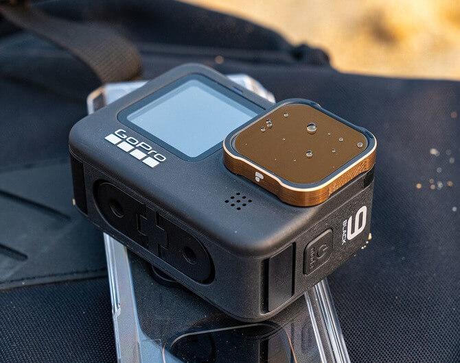 Обзор набора фильтров PolarPro SHUTTER для HERO9
