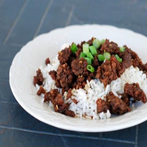 Готовое блюдо — Пряный фарш по-тайваньски
