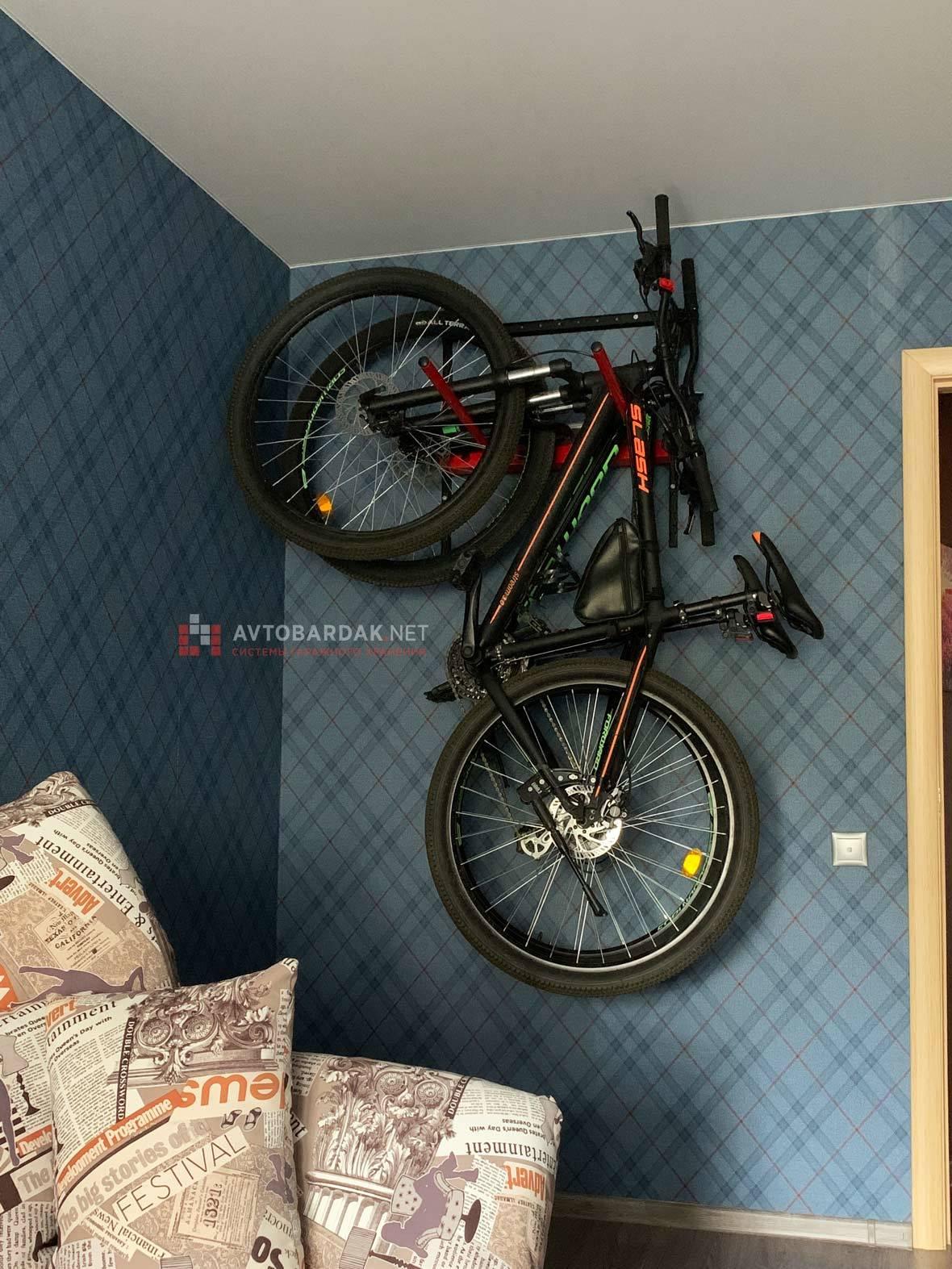 Модуль IF для подвеса велосипедов на стену