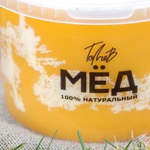 Белые пятна в мёде по краям
