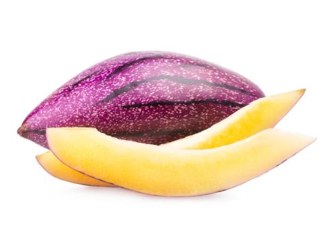 Пепино - дынная груша с огуречными нотками