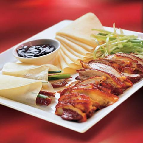 Готовое блюдо — Утка по-пекински в домашних условиях