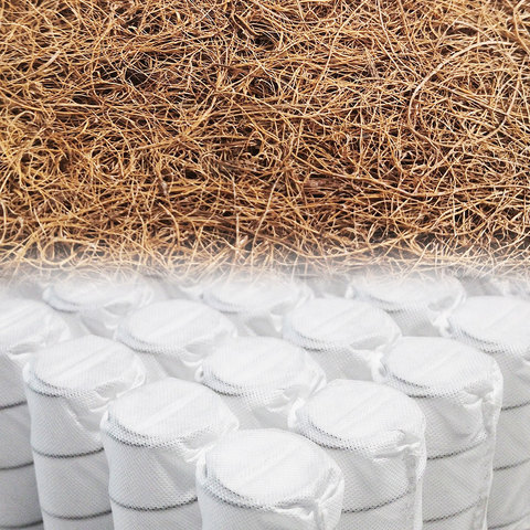Кокосовый матрас Татами на независимом пружинном блоке