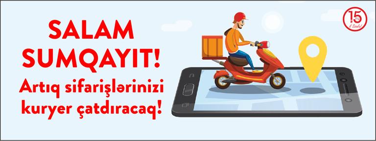 Sumqayıtlılara şad xəbər!