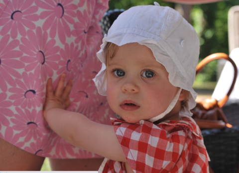 Как помочь застенчивому ребёнку?