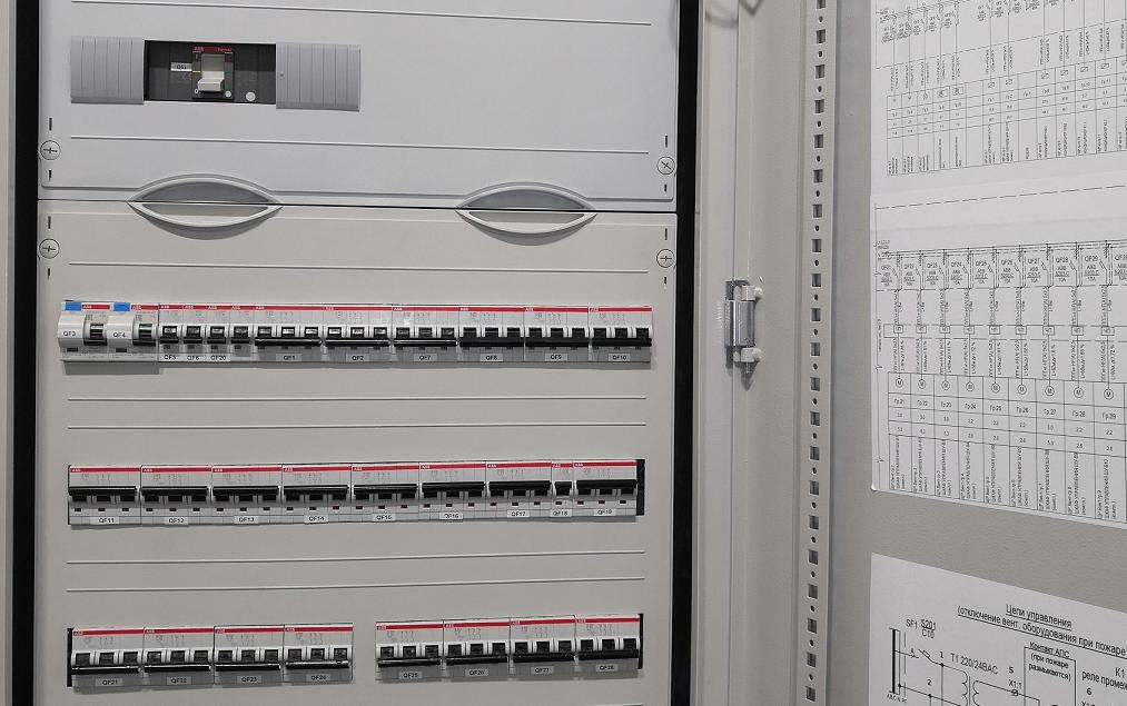 Вводно-распределительное устройство 250 А на АВВ