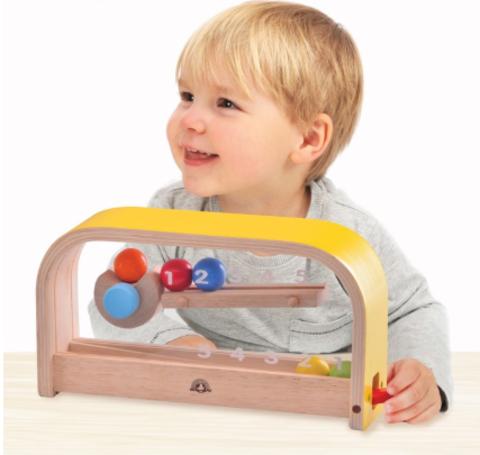 Как к 3 годам научить ребенка считать?