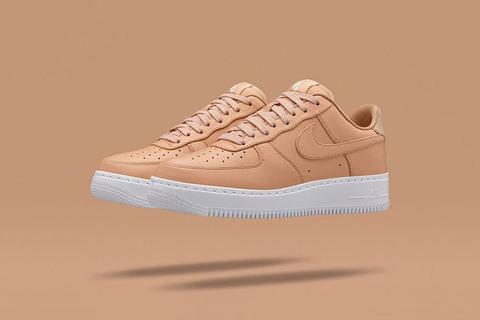 Nike Air Force 1 Low Vachetta Tan